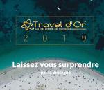 Raccourci Agency décroche un Travel d'Or 2019